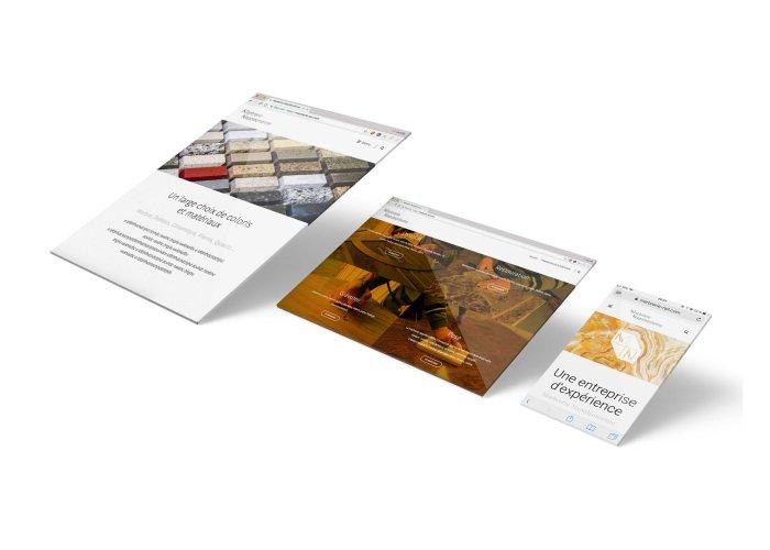 webdesign marbrerie