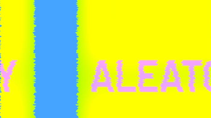 typographie aleatory