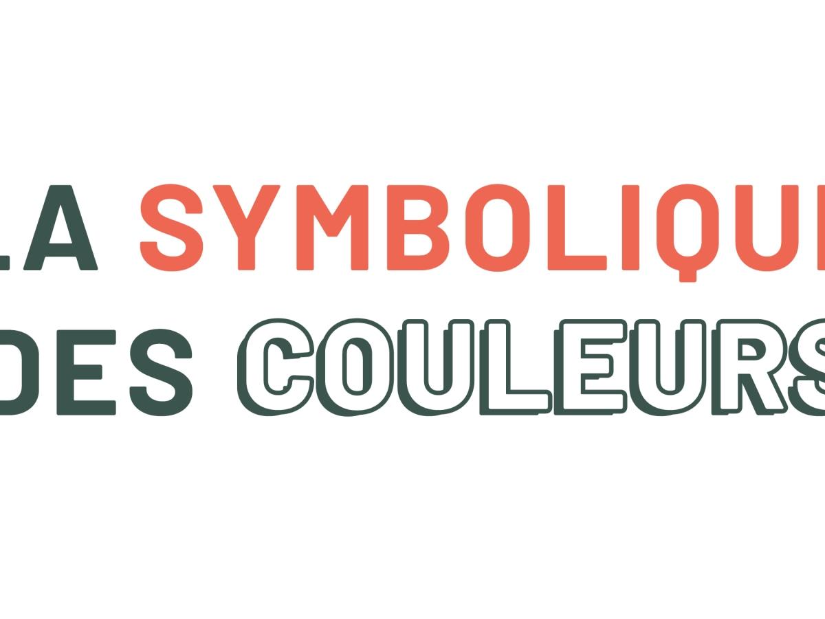symbolique couleur