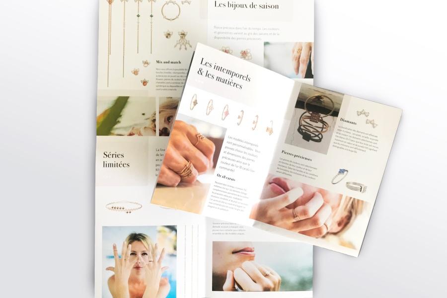 création lookbook