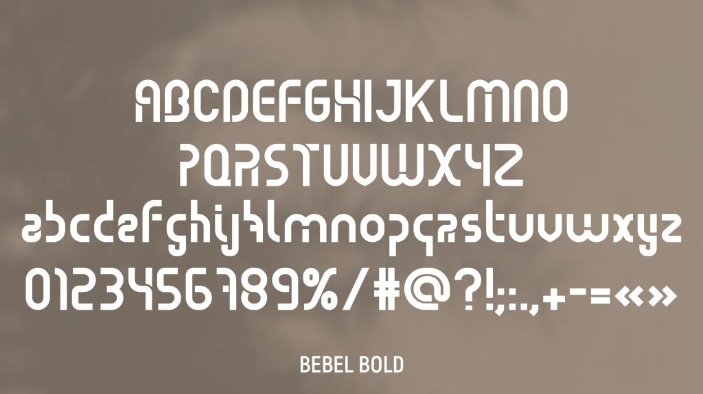 bebel bold